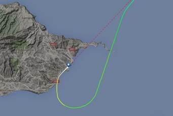 Aibus ProSky Madeira Demonstration Flights
