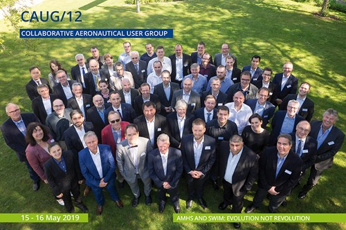 Over 40 participants from 18 organisations attended the annual aeronautical user group (CAUG),  in Karlsruhe, Germany
