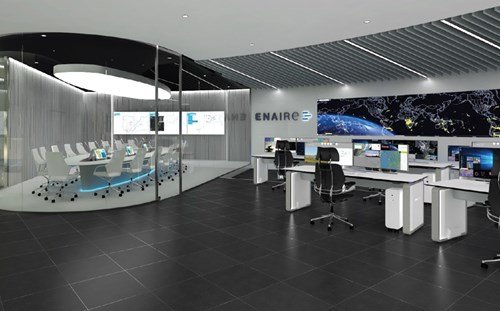 ENAIRE's future SYSRED H24 centre will result in improved capacity management and greater efficiency thanks to the automated analysis of information
