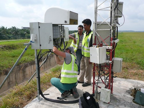 ERA has signed a contract to provide maintenance of its surveillance system at Kuala Lumpur Airport in Malaysia