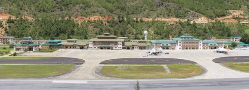 ERA has signed a new contract to provide ADS-B coverage of airspace in Bhutan