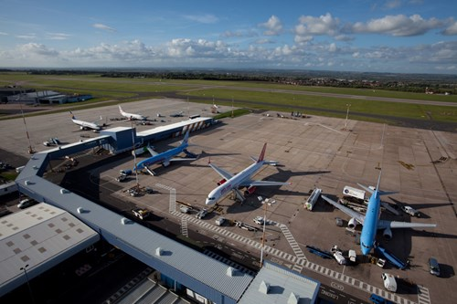 ERA enhances its WAM system for Air Traffic Control in the East Midlands Airport area