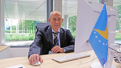 EASA's Emanuil Radev, who will be heading the new office at EUROCONTROL.