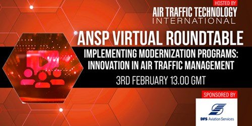 Air Traffic Technology International ANSP Virtual Roundtable