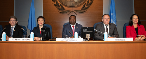 Emissions offsetting and innovation priorities set stage for 40th ICAO Assembly