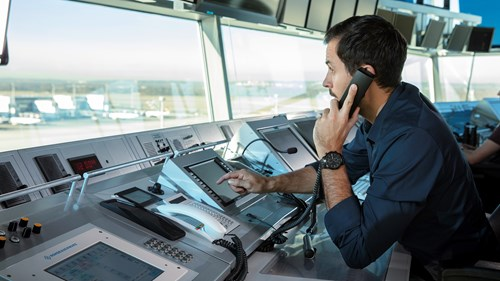 Rohde and Schwarz was awarded a contract by Leidos to provide the voice communications system for the FAA's Future Flight Services Program. (Image: Rohde and Schwarz)