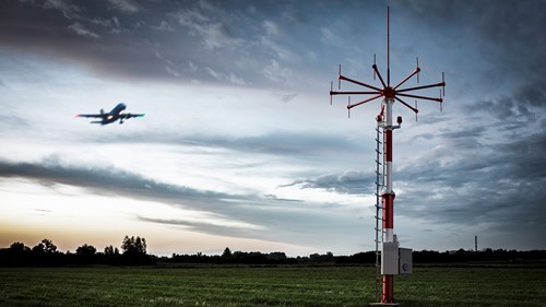 CERTIUM Locate reduces risk of call-sign confusion and supports ATC controllers to identify aircraft easily and quickly on radar displays. (Image: Rohde & Schwarz)