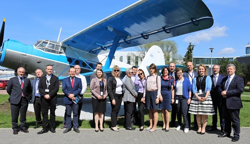 Visit to PANSA ATM modernisation projects showcases SESAR deployment in Poland