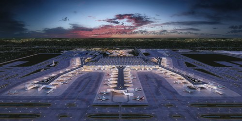 SITTI VCS to be installed at New Istanbul Airport
