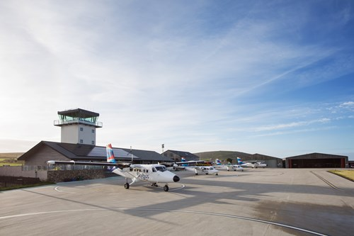 Systems Interface Commission Frequentis Voice Communication System (VCS) at Land's End Airport