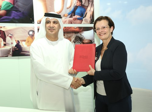 Thales and Emirates Aviation University to initiate a new partnership