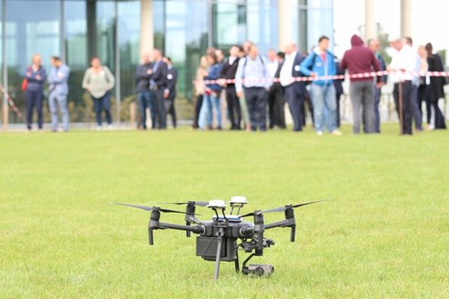 SAFIR Open Day: One step closer to integrated drone traffic management