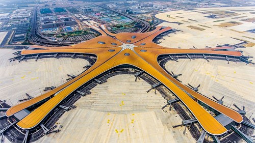 New Beijing mega-airport opens with FREQUENTIS networked voice communication system at its core