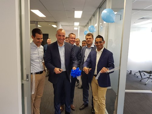FREQUENTIS Australasia opens Melbourne office demonstrating commitment to the region and key projects