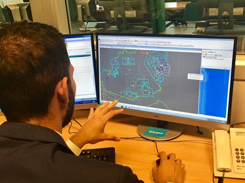 SESAR2020 common AIM services pj.15-10 and pj.15-11: validation week successfully completed