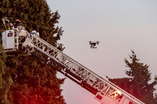 FREQUENTIS and A1 to make drone flights safer