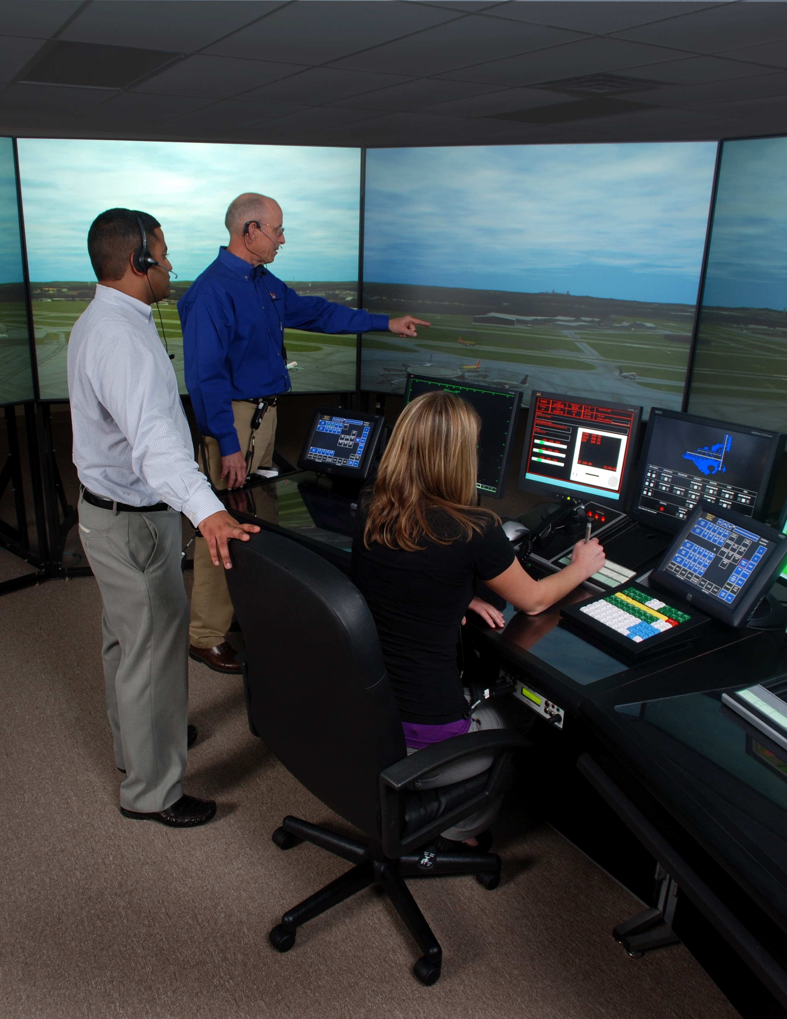 Air Traffic Controller top 10 us university