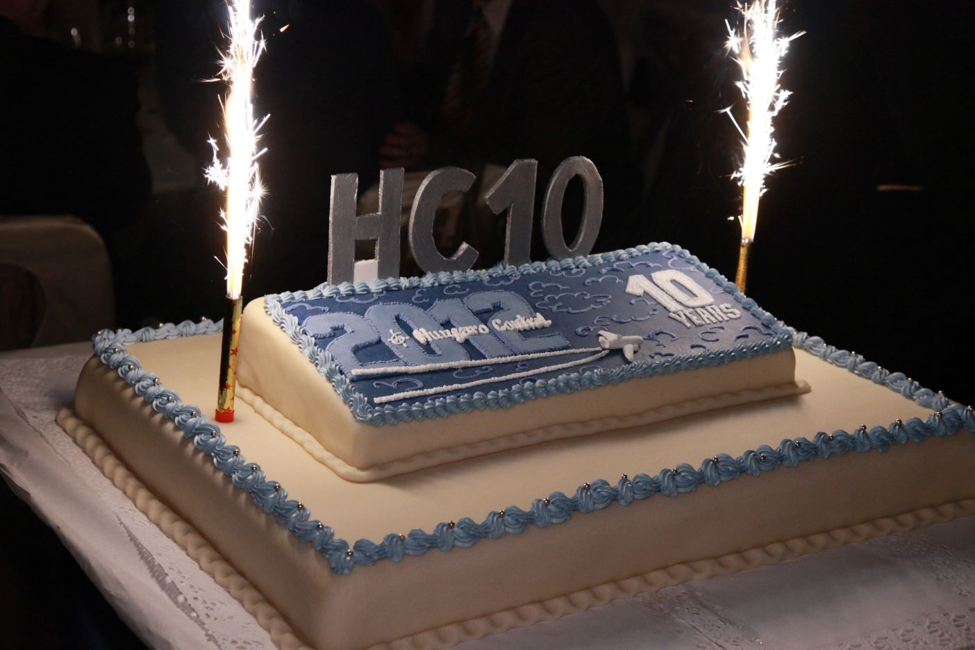 HungaroControl celebrates it s 10th anniversary