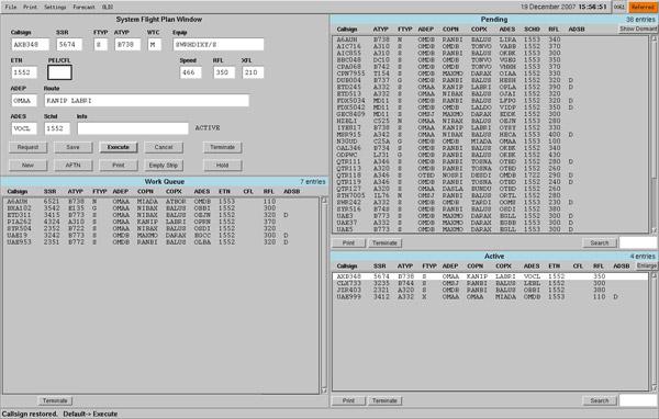 PRISMA - Air Traffic Management System
